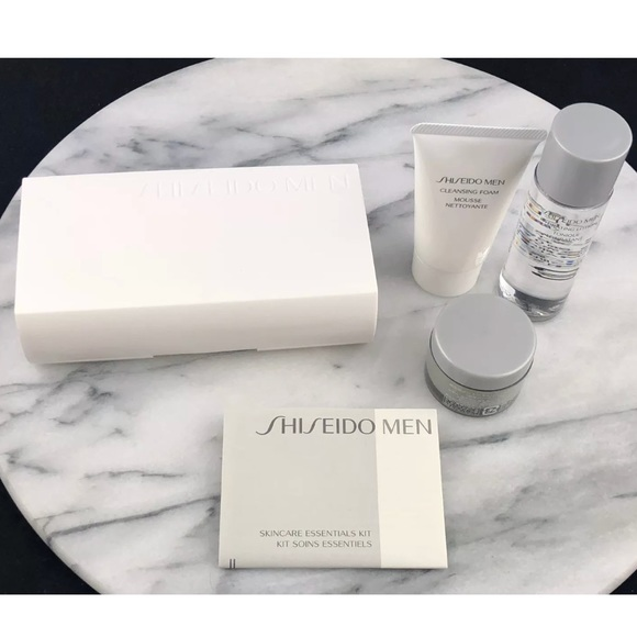 Shiseido Other - Shiseido Japanese Foam, Lotion, Cream Travel Kit